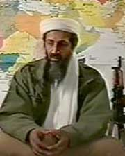During his interview with John Miller, bin Laden is positioned in front of East Africa on a map, and US embassies will be bombed in East Africa several months later. Bin Laden has considered it his religious duty to give warning before attacks and thus has left clues like this.