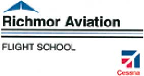 Richmor Aviation logo.