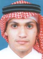 Abdulaziz Alomari.