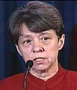 Mary Jo White.
