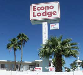 Mohamed Atta stayed at the Las Vegas Econolodge.