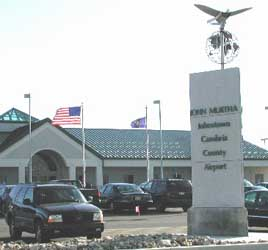 Johnstown-Cambria County Airport.