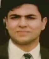 Saeed Sheikh during his London School of Economics days.