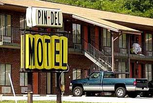 The Pin-Del Motel.