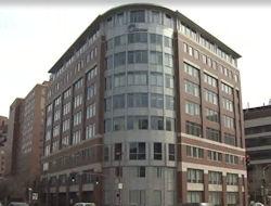 Akamai's headquarters in Cambridge, Massachusetts.