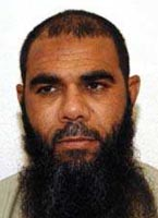 Bensayah Belkacem at Guantanamo.