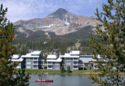 Big Sky Resort, Montana.