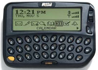 The BlackBerry 850.