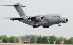 A C-17.