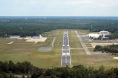 Davison Army Airfield.