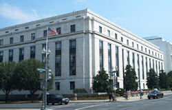The Dirksen Senate Office Building, where Max Cleland's office was located.
