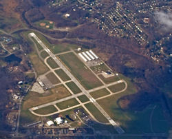 Dutchess County Airport.