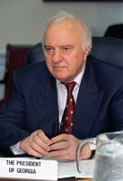 Edvard Shevardnadze.