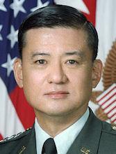 Eric Shinseki.