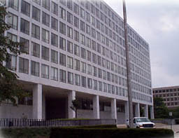 FAA headquarters in Washington, DC.