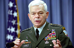 Gen. William F. Kernan (2002)