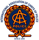 Logo of the International Association of Chiefs of Police.