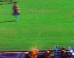Frame 313 of the Zapruder film.