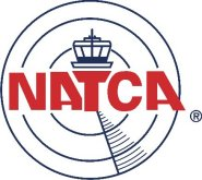 Logo of the National Air Traffic Controllers Association.