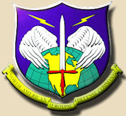 The NORAD emblem.