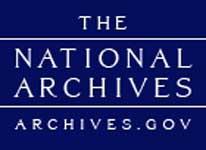 National Archives logo.
