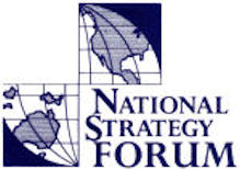 Logo of the National Strategy Forum.