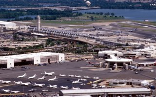 Reagan National Airport.