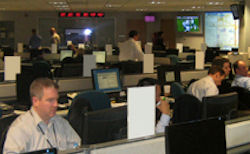 The FBI's Strategic Information and Operations Center.