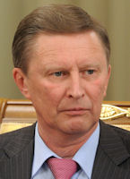 Sergei Ivanov.