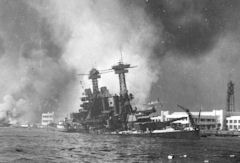 The attack on Pearl Harbor on December 7, 1941.