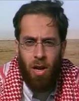 Ziad Jarrah in Afghanistan.