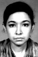 Aafia Siddiqui.