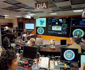 A DIA office.