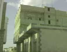 A safe house in Sana'a, Yemen, where Samir al-Hada was hiding.