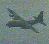 Apparent footage of one of the mysterious Tuzla flights, from a BBC documentary on the subject.