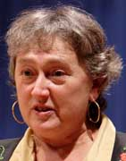 Lynn Margulis.