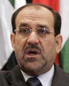 Nouri al-Maliki.