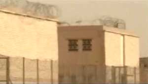 Cell blocks 1A and 2A, where the infamous Abu Ghraib abuses take place.