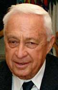 Ariel Sharon.