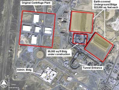 Osirak nuclear facility.