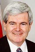 Newt Gingrich.