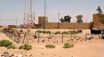 Al Jafr prison.