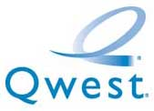 Qwest logo.