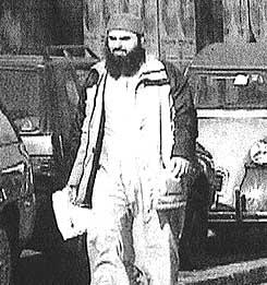 A surveillance photograph of Hassan Mustafa Osama Nasr.