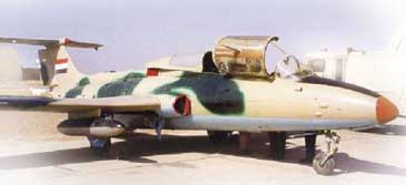 Iraqi UAV prototype.