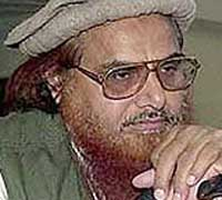 Hafiz Mohammed Saeed.