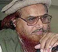 Hafiz Mohammed Saeed.