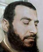 Ibrahim Eidarous (the picture has been edited to cover a window reflection on his face).