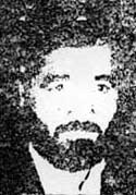 Sayyid Nazir Abbass. This picture is from a poor photocopy of his passport found in Sudanese intelligence files.