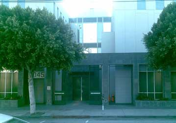 The Saudi Arabia Royal Consulate in Los Angeles.